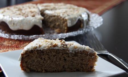 Hummingbird Cake (Paleo)