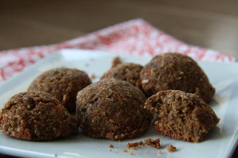 Morning Glory Cookies (Paleo, AIP)
