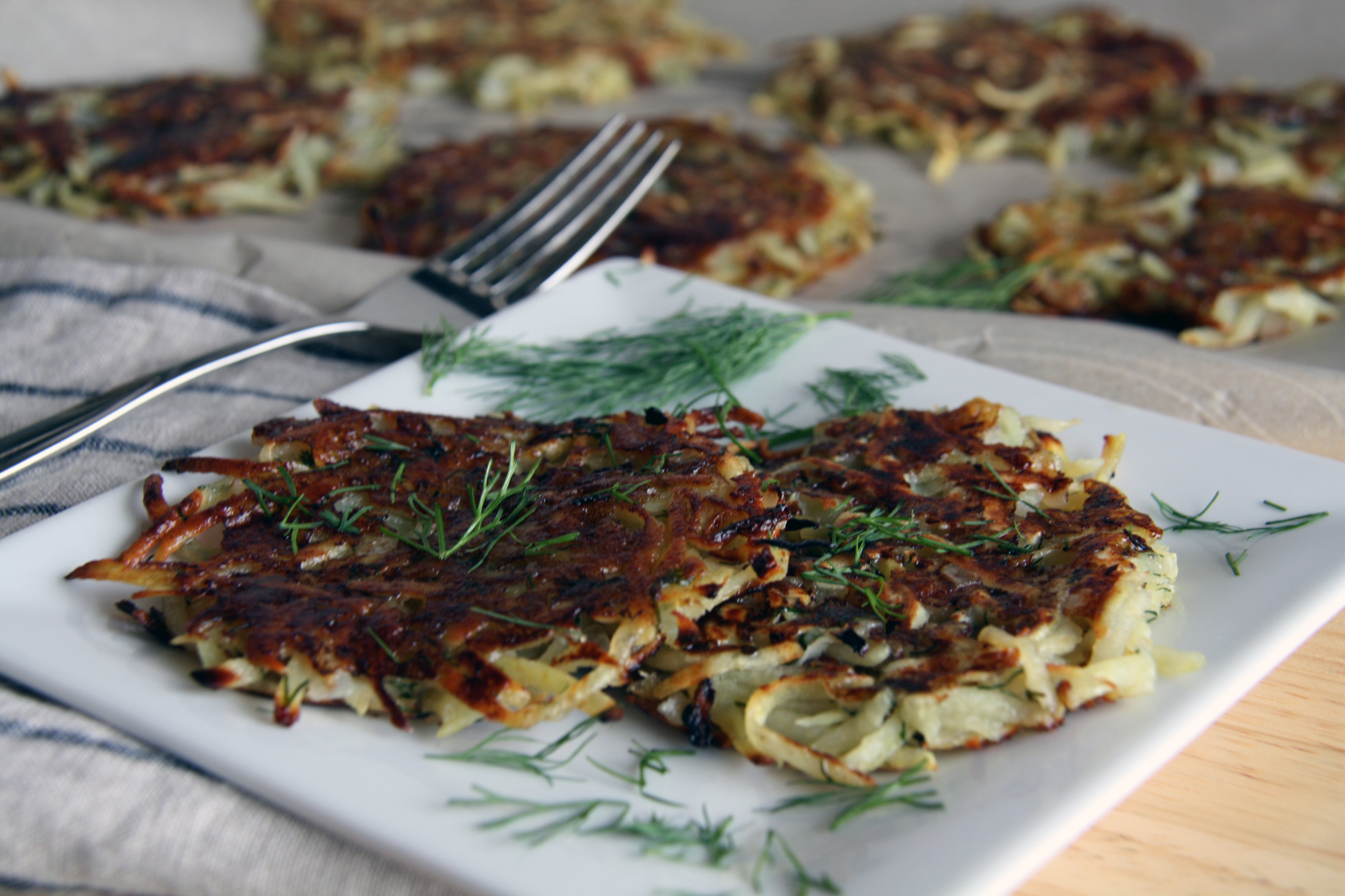 Potato latkes two ways short order dad - Latkes Recipes Dishmaps