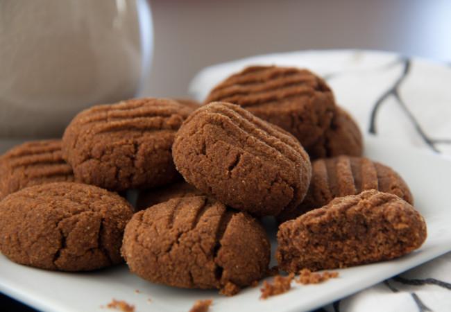 Molasses Cookies (Paleo, AIP, Vegan)