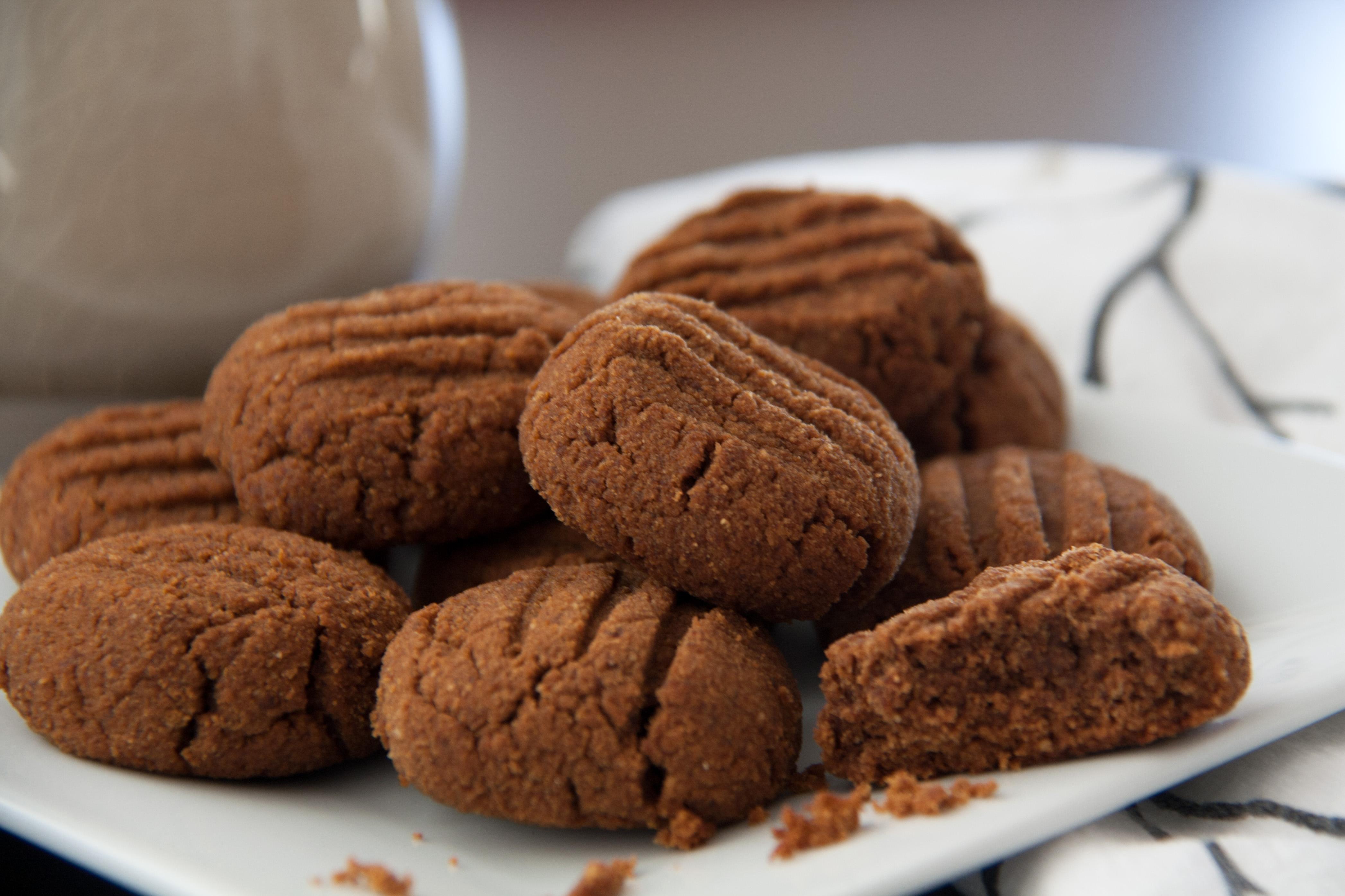 Molasses Cookies (Paleo, AIP, Vegan) - Eat Heal Thrive