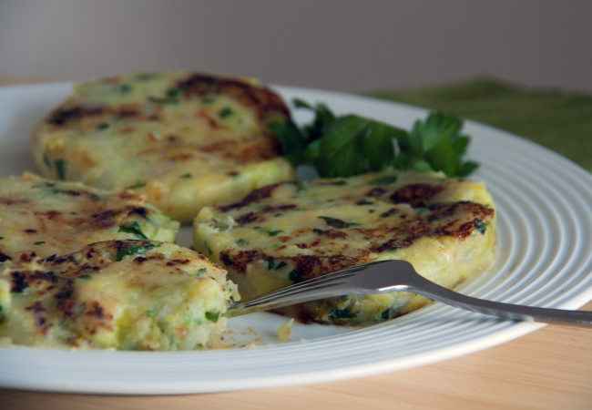 Bubble and Squeak (Paleo, AIP)