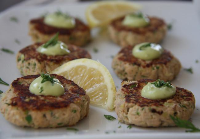 Salmon Cakes (AIP, Paleo, SCD)