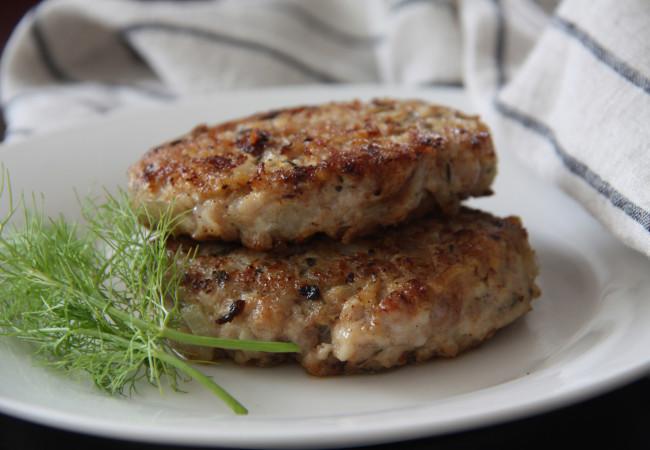 Fennel-Herbes de Provence Sausage (AIP, SCD, Paleo, Whole30)