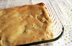 Oven-Baked Apple Pancakes A