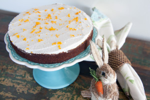 Carrot Cake A
