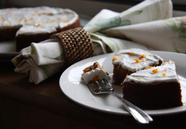 Carrot Cake (Paleo, AIP)