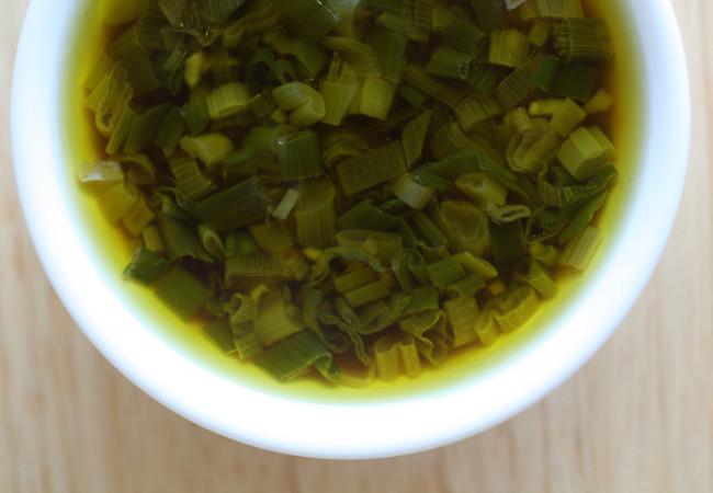 Green Onion Sauce (AIP, Paleo, Vegan)