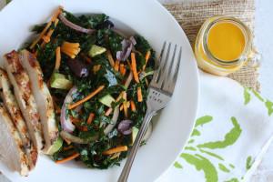 Kale Salad Alternate