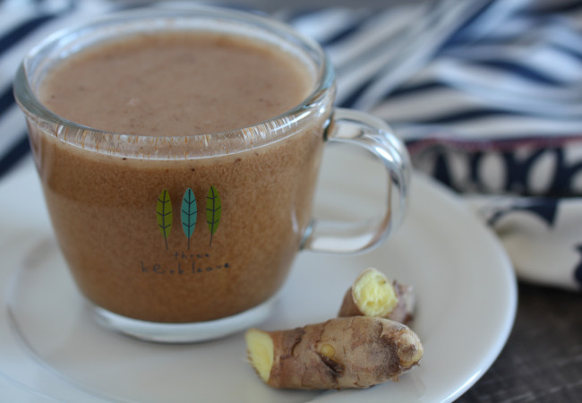 Ginger Chai (AIP, Paleo, SCD)