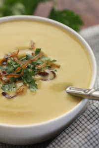 Thai Pumpkin Soup Alternative