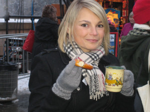 Gluhwein and me