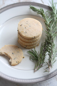 Lemon-Herb Shortbread Alt