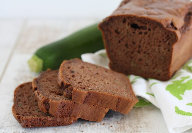 Hint-of-Chocolate Zucchini Bread (Paleo with SCD Variation)