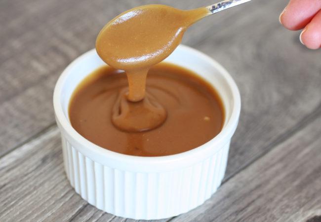 Caramel Sauce (AIP, Paleo)